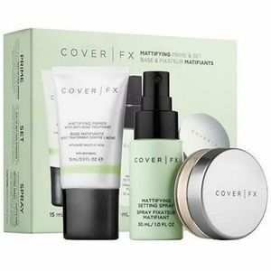 Cover FX Mattifying Prime & Set - New in Box